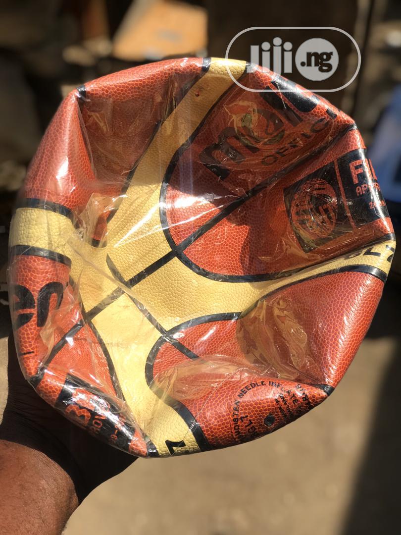 Spalding Basketball | Sports Equipment for sale in Lekki Phase 1, Lagos State, Nigeria
