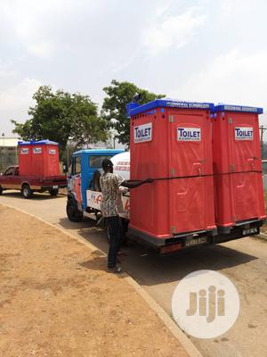 Mobile Toilet | Building Materials for sale in Abuja (FCT) State, Jabi