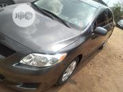 Toyota Corolla 2009 Gray | Cars for sale in Oyo State, Akinyele