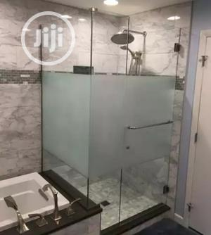Shower Glass Door | Plumbing & Water Supply for sale in Lagos State, Orile