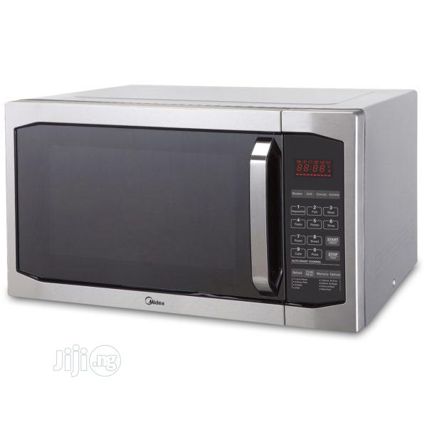 Midea Microwave Ac925eyg 25L With Grill