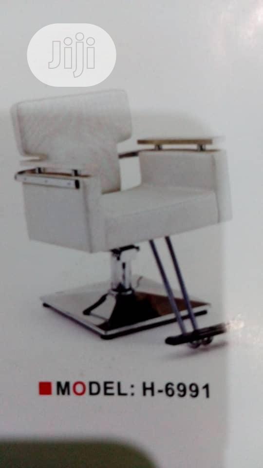 Executive Barbing Chair