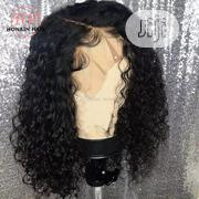 """14""""Brazilian Curly Hair With Closure 