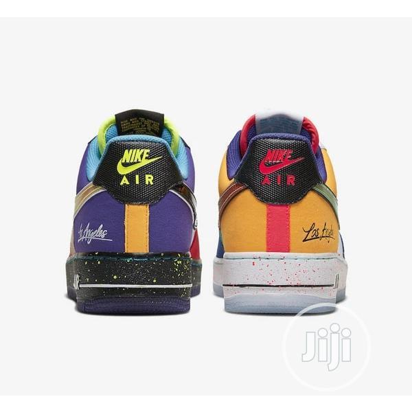 Nike Air Force 1 ''Los Angeles