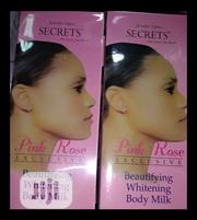 Jennifer Lopez Pink Rose Exclusive Body Milk Lotion | Skin Care for sale in Lagos State, Ojo