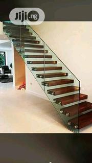 Frameless Glass Railing | Building & Trades Services for sale in Lagos State, Magodo
