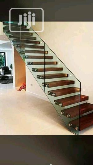 Frameless Glass Railing   Building & Trades Services for sale in Lagos State, Magodo