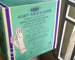 Surgical Hand Gloves 50pairs Per Box | Medical Supplies & Equipment for sale in Rivers State, Port-Harcourt