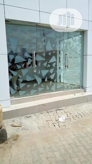 Glass Frameless Door   Doors for sale in Lagos State, Lekki