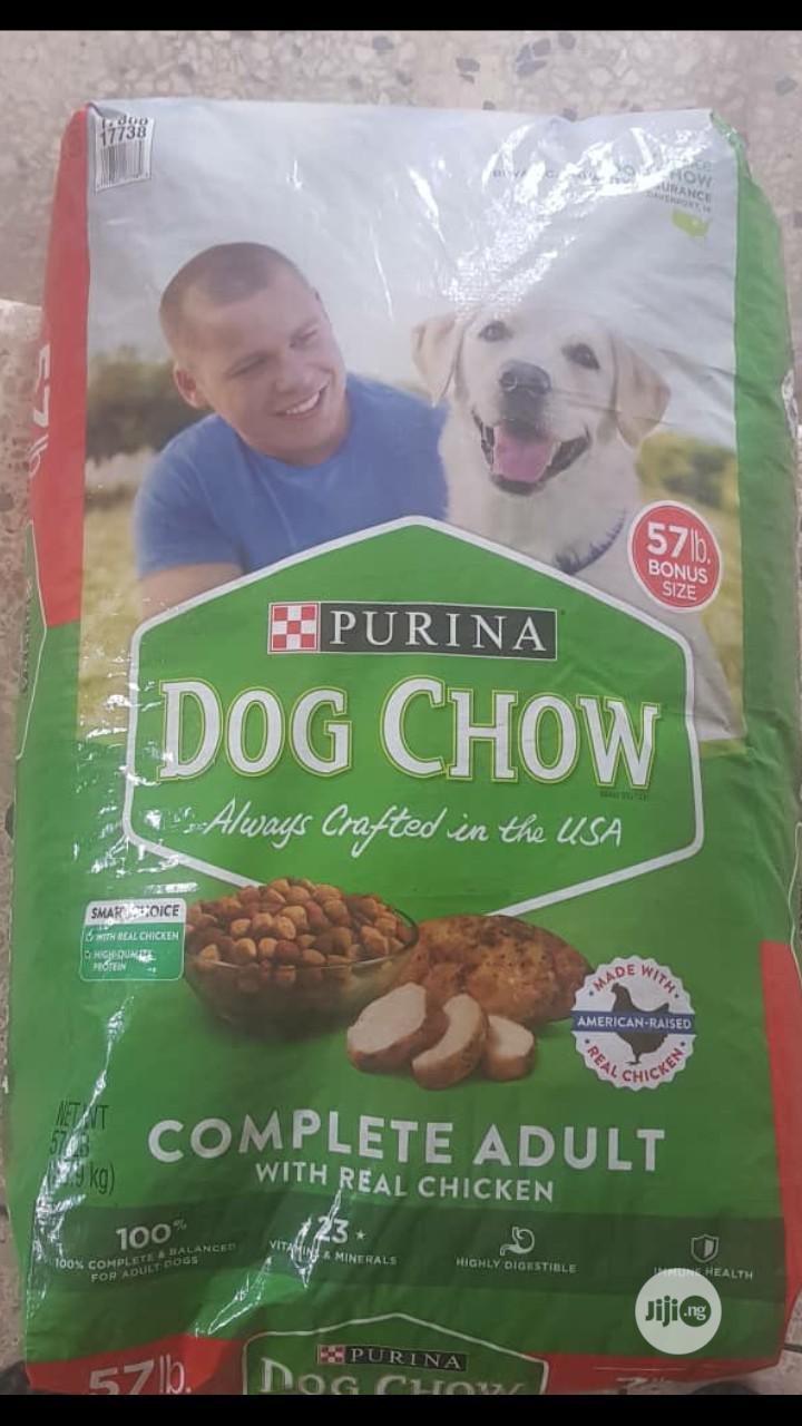 Archive: Purina Dog Chow