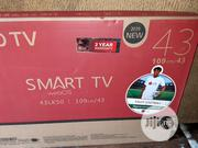 LG Smart Tv 43 Inches TELEVISION With 2years WARRANTY | TV & DVD Equipment for sale in Lagos State, Mushin