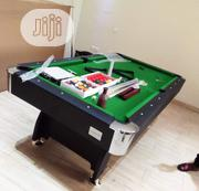 8fit Snooker Board With Complete Accessories | Sports Equipment for sale in Lagos State, Magodo