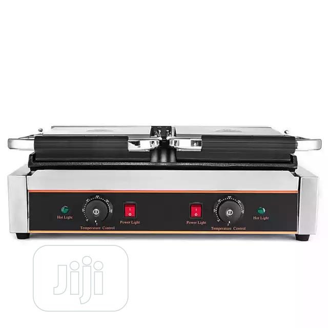 Double Contact Grill | Kitchen Appliances for sale in Ojo, Lagos State, Nigeria