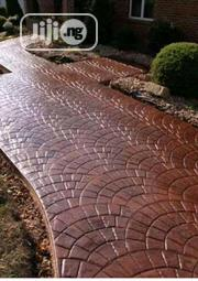 Floor Stamping | Landscaping & Gardening Services for sale in Lagos State, Ajah
