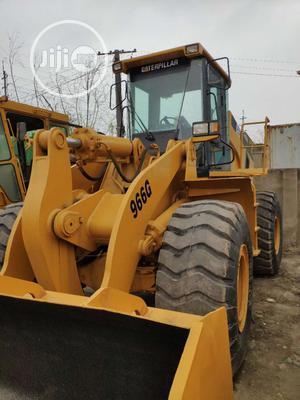 Wheel Loader 966g 2001 For Sale | Heavy Equipment for sale in Lagos State, Ikeja