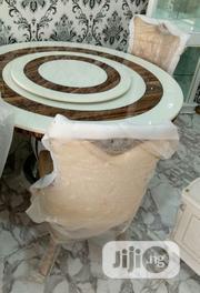 Six-seater Executive Marble Dinning | Furniture for sale in Kaduna State, Kaduna