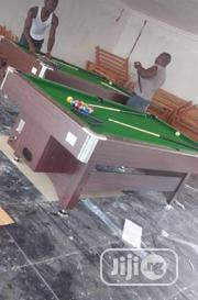 8fit Snooker Board With Coin and Complete Accessories | Sports Equipment for sale in Lagos State, Magodo