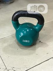 14kg Kettle Exercise Dumbbell | Sports Equipment for sale in Abuja (FCT) State, Wuse 2