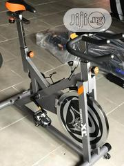 Semi Commercial Spinning Bike 120kg Users Weight | Sports Equipment for sale in Abuja (FCT) State, Asokoro