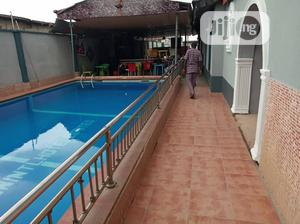 Hotel In Very Busy Area 30rooms Wit Gym Center Vip Lounge At Akowonjo | Commercial Property For Sale for sale in Lagos State, Alimosho