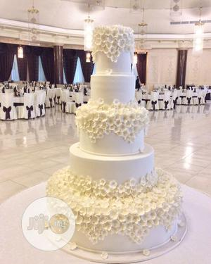 5 Tier Wedding Cake   Wedding Venues & Services for sale in Abuja (FCT) State, Gwarinpa