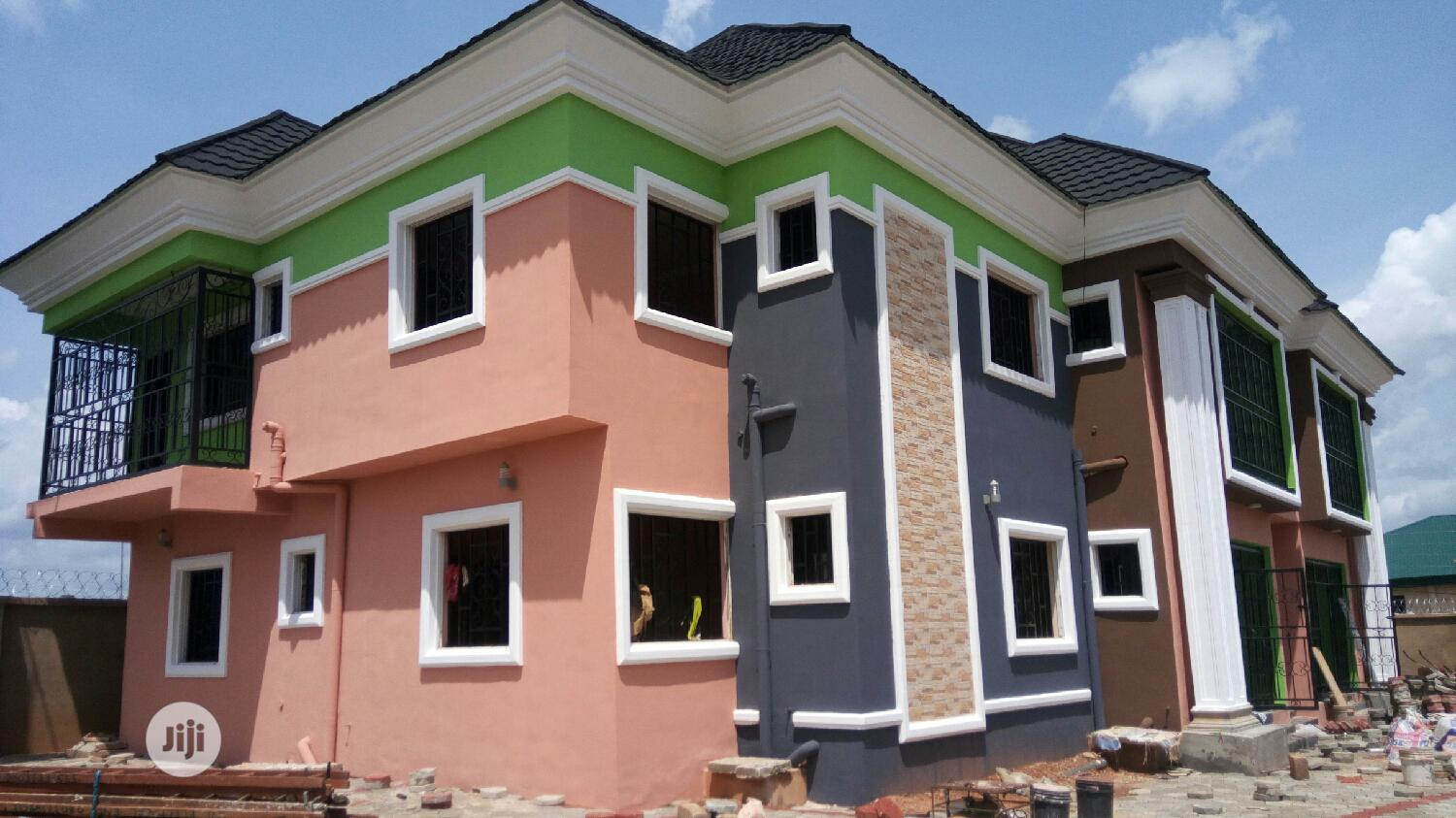 Stucco,Screedind And Painting | Building & Trades Services for sale in Oshimili South, Delta State, Nigeria