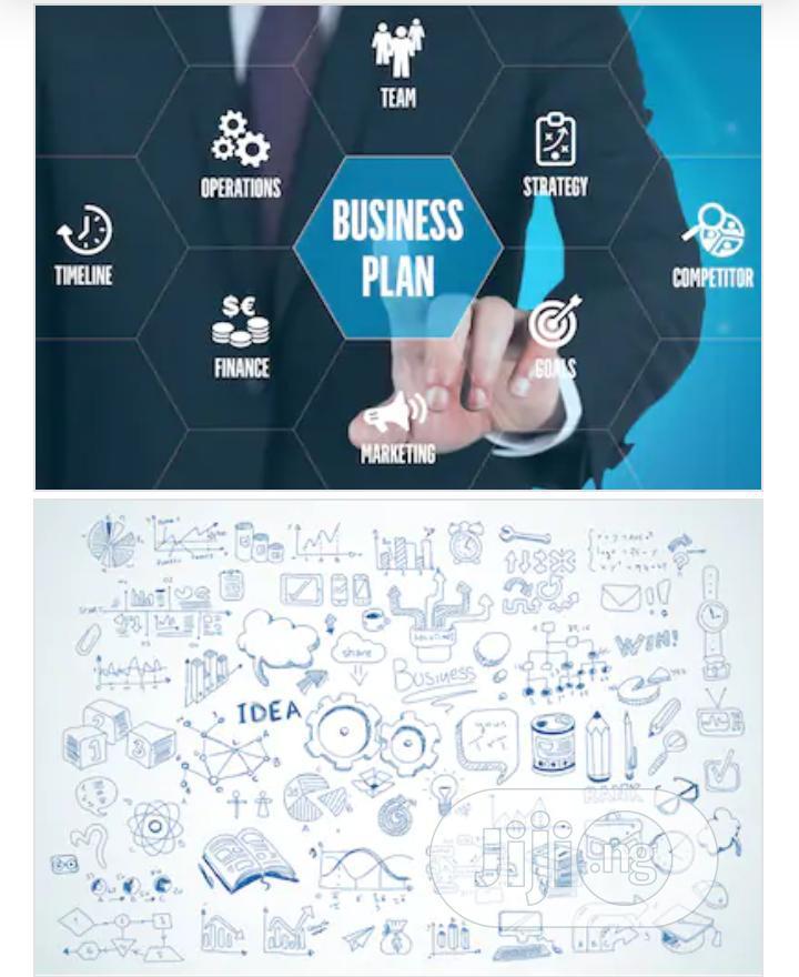 Archive: Professional Business Plan, Company Profile, Pitch Decks.