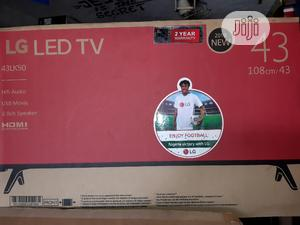 """LG Led Tv 43"""" With Multiple Input Pot Functions, 2years WAR 