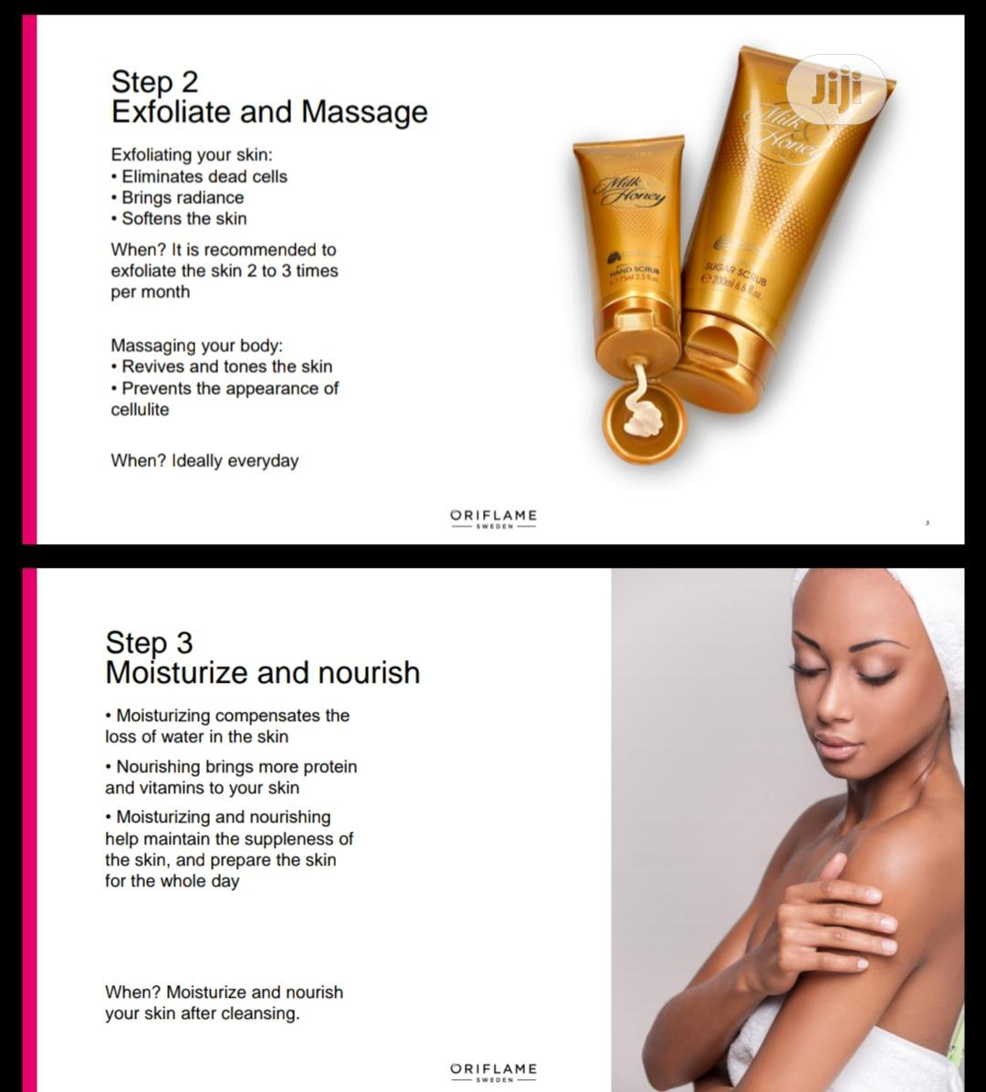 Archive: Oriflame Products
