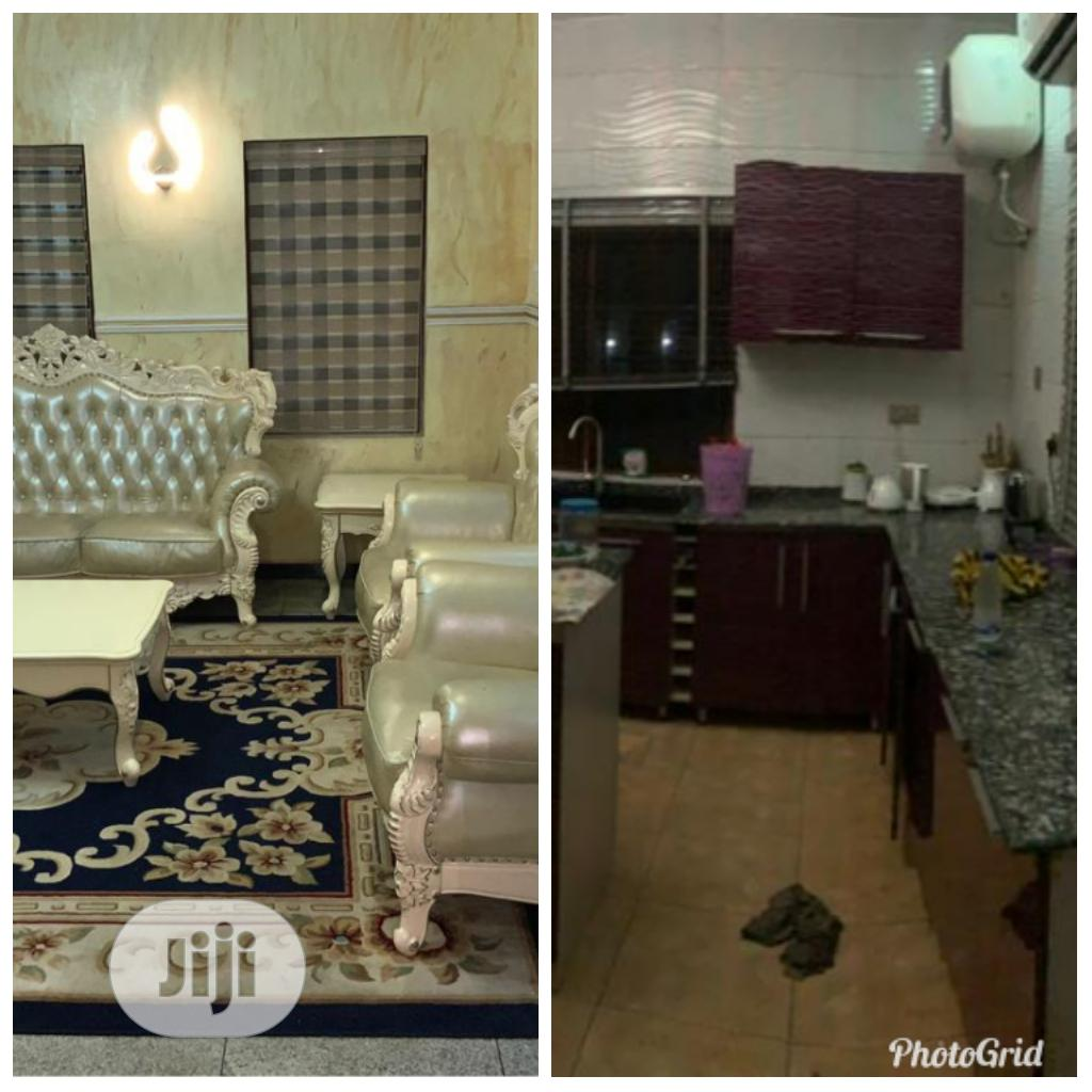 Archive: For Sale at Agip Estate: A Furnished 6 Bedroom Duplex on 3 Plots