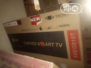"""Lg 60 """" Curve Tv 