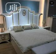 Standard Quality Set Of 7 By 7 Bed | Furniture for sale in Lagos State, Ojo