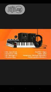 Complete Studio Kit | Audio & Music Equipment for sale in Lagos State, Ojo