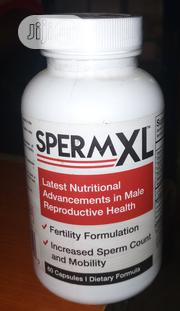 SPERM Xl Spermcount,Fertility&Mobility Nutritional Supplements For Men | Sexual Wellness for sale in Abuja (FCT) State, Apo District