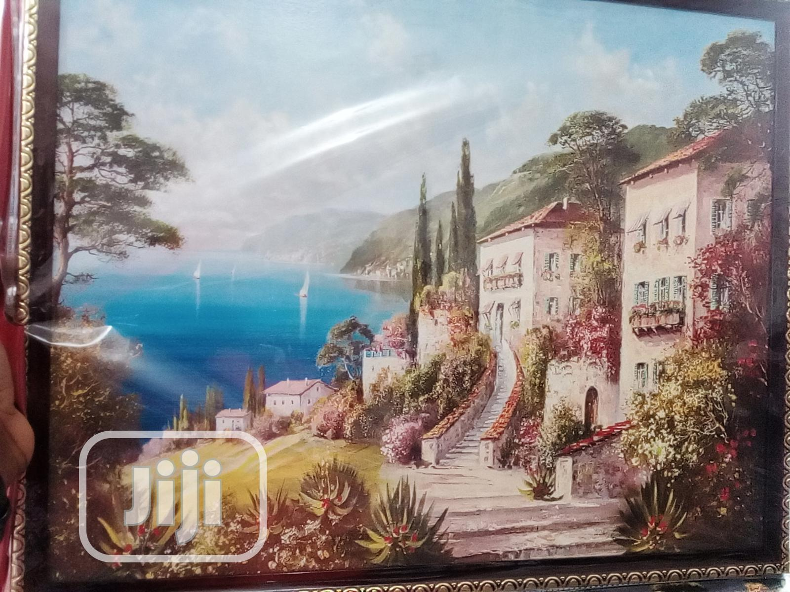 Fancy Wall Frame | Arts & Crafts for sale in Port-Harcourt, Rivers State, Nigeria