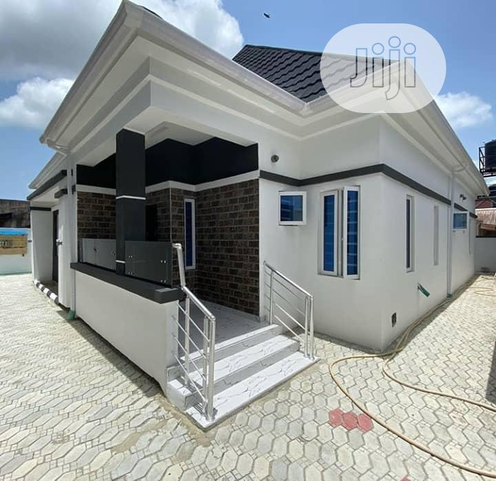 3bedroom Detached Bungalow Located at Lagos Business School Ref:81