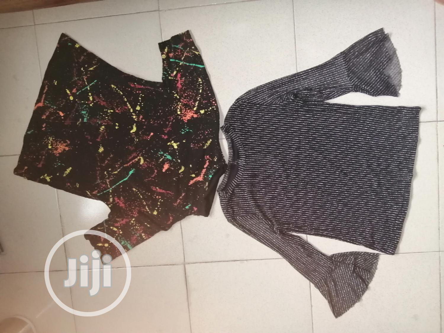 Easter Slash on Tuttle-Neck Bodycom Tops . Office and Church Wear. | Clothing for sale in Surulere, Lagos State, Nigeria