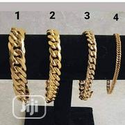 18 Karat Gold Bracelet | Jewelry for sale in Lagos State, Yaba
