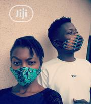 Fabric Nose And Mouth Mask | Clothing Accessories for sale in Abuja (FCT) State, Apo District