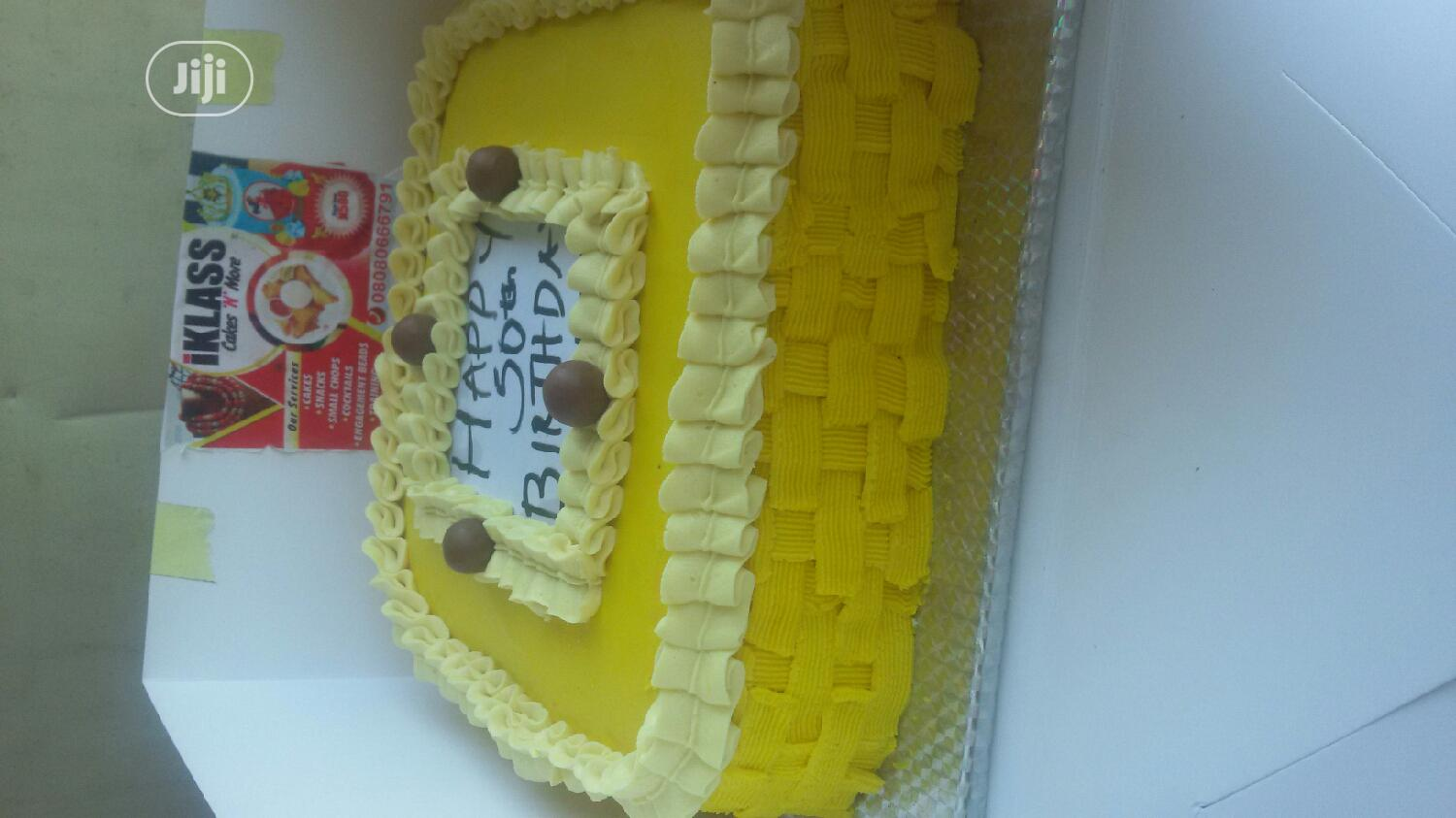 Celebration Cakes | Party, Catering & Event Services for sale in Ikeja, Lagos State, Nigeria