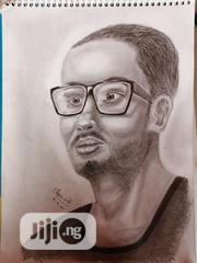 Authentic Pencil Portrait | Arts & Crafts for sale in Rivers State, Port-Harcourt