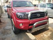 Toyota Tacoma 2005 Red | Cars for sale in Lagos State, Kosofe