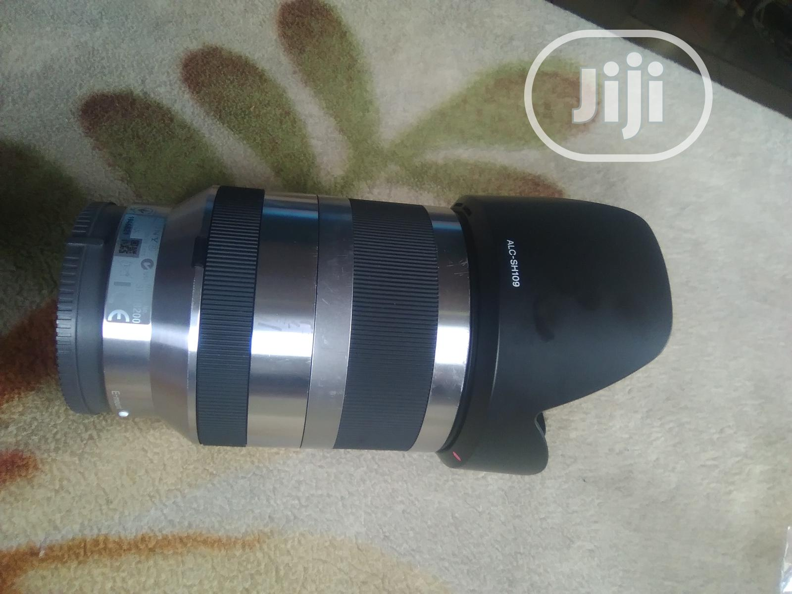 Sony 18-200mm Lens | Accessories & Supplies for Electronics for sale in Alimosho, Lagos State, Nigeria