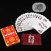 Whot Card Game | Books & Games for sale in Lagos State, Lagos Island