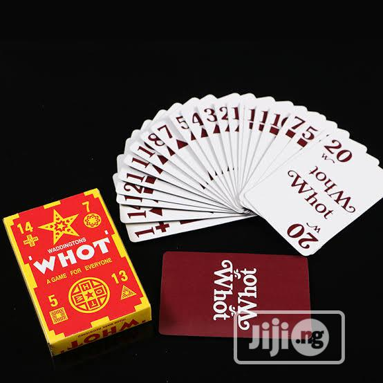 Whot Card Game