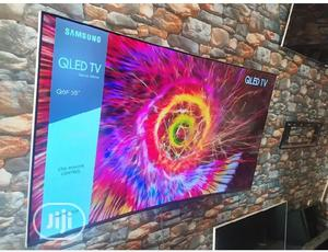 QLED 82 Inches Samsung | TV & DVD Equipment for sale in Abuja (FCT) State, Wuse
