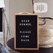 Letter Board   Home Accessories for sale in Lagos State, Lagos Island