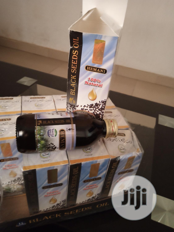 Original Hemani Black Seed Oil 125ml