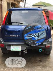 Honda CR-V 2.0 4WD Automatic 2001 Blue   Cars for sale in Abia State, Aba North