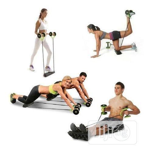 Revoflex Extreme Tummy Exercise Machine | Sports Equipment for sale in Ifako-Ijaiye, Lagos State, Nigeria
